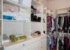 Walk In Closet on Angle