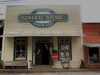 Historic General Store in Gruene, TX